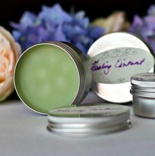 Homemade Healing Ointment