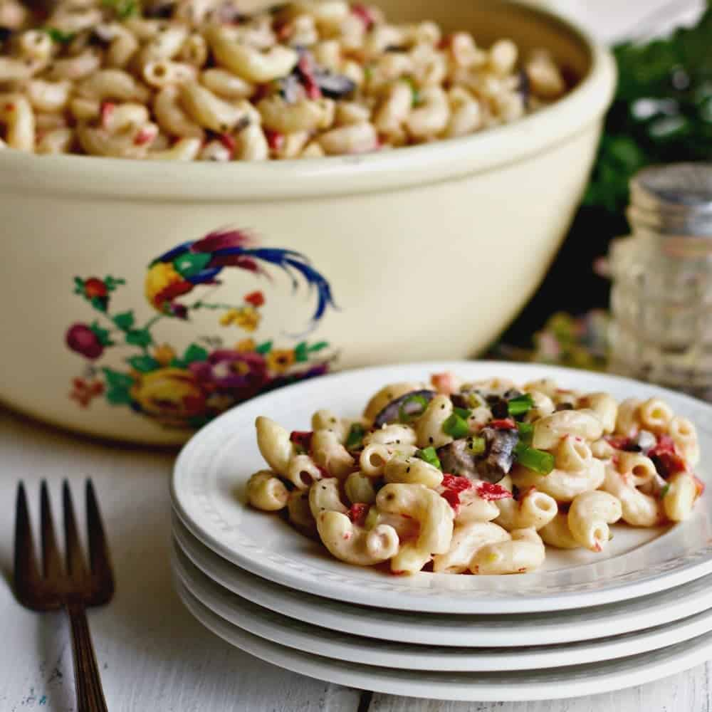 All American Macaroni Salad