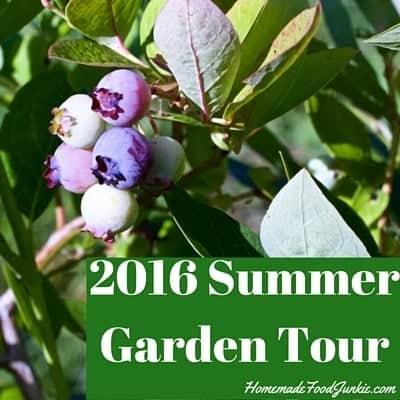 2016 Summer Garden Tour