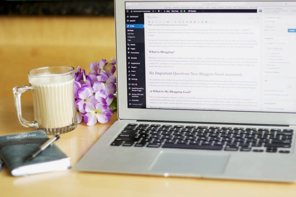 6 Important Things to know before creating a Blog