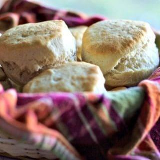 Quick N Easy Baking Powder biscuits