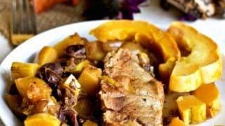 Slow Cooker Pork Dinner