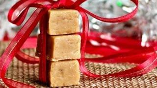 Homemade Peanut Butter Fudge Recipe
