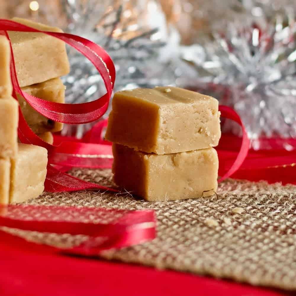 Homemade Peanut Butter Fudge