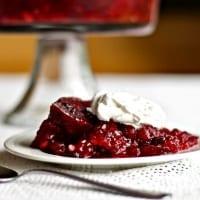 Cranberry Pineapple Berry Jello Salad