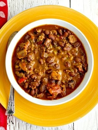 Instant Pot Six Gun Chili