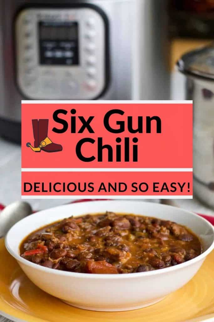 Six Gun Chili