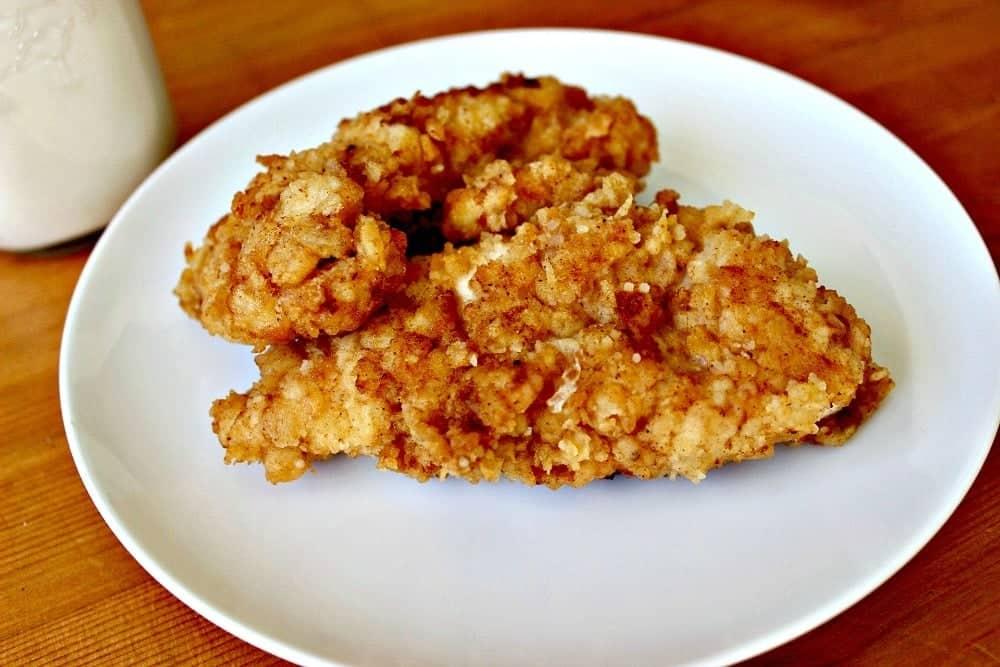 The Best Buttermilk Fried Chicken