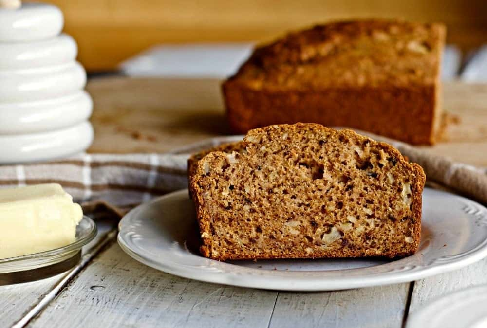 Sweet Potato Apple Bread is full of delicious, healthy, natural ingredients. Make your family a comfort food that will nourish their bodies and please their taste buds. This moist, rich bread is full of flavor!