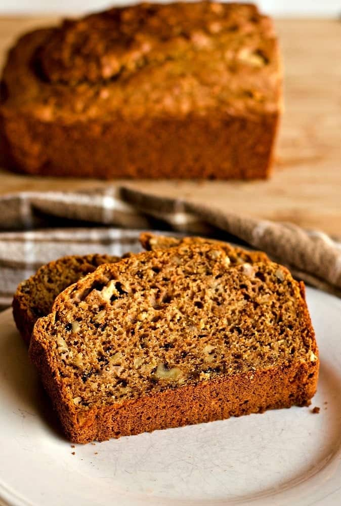 Sweet Potato Apple Bread