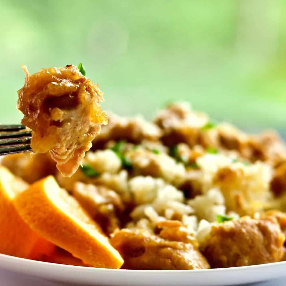 Instant pot orange chicken homemade food junkie instant pot orange chicken forumfinder Gallery