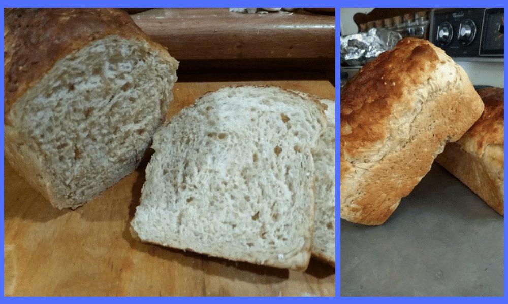 Irish Oat Bread-High Elevation-Bread Machine