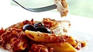 Instant Pot Mediterranean Pasta Chicken