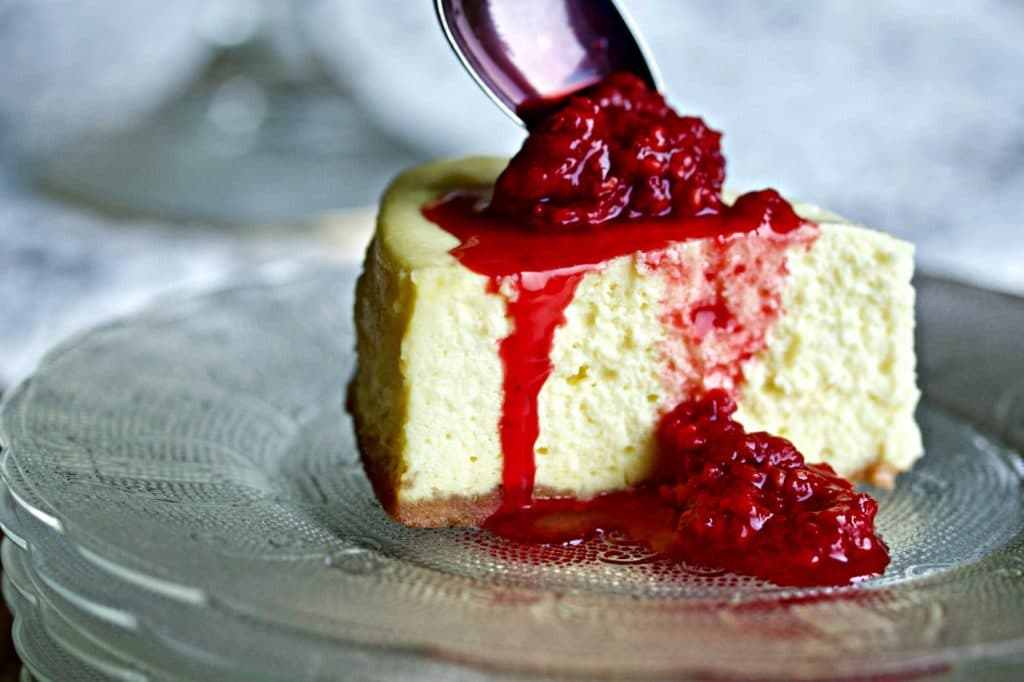 Roasted Raspberry Recipe