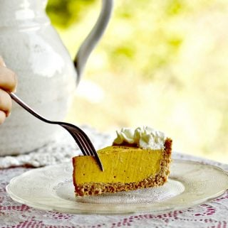 Sugar Free Pumpkin Pie
