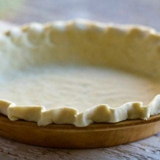 Sourdough Pie Crust Recipe