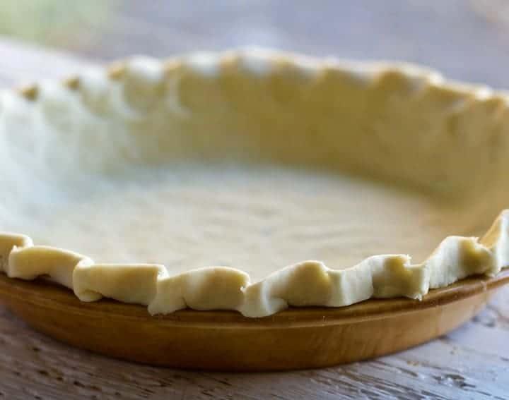 Sourdough Pie Crust