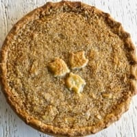 Sour Apple Pie