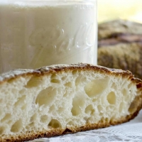 How to Make sourdough starter with Wild Yeast