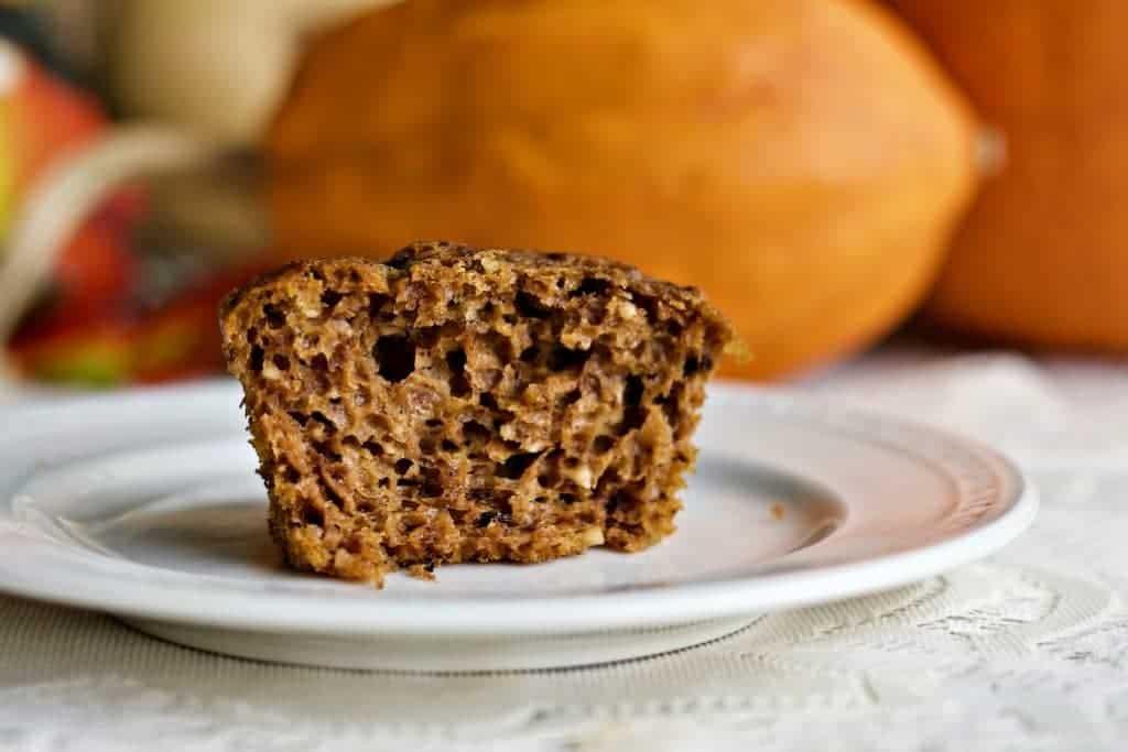 Sourdough Pumpkin Muffins