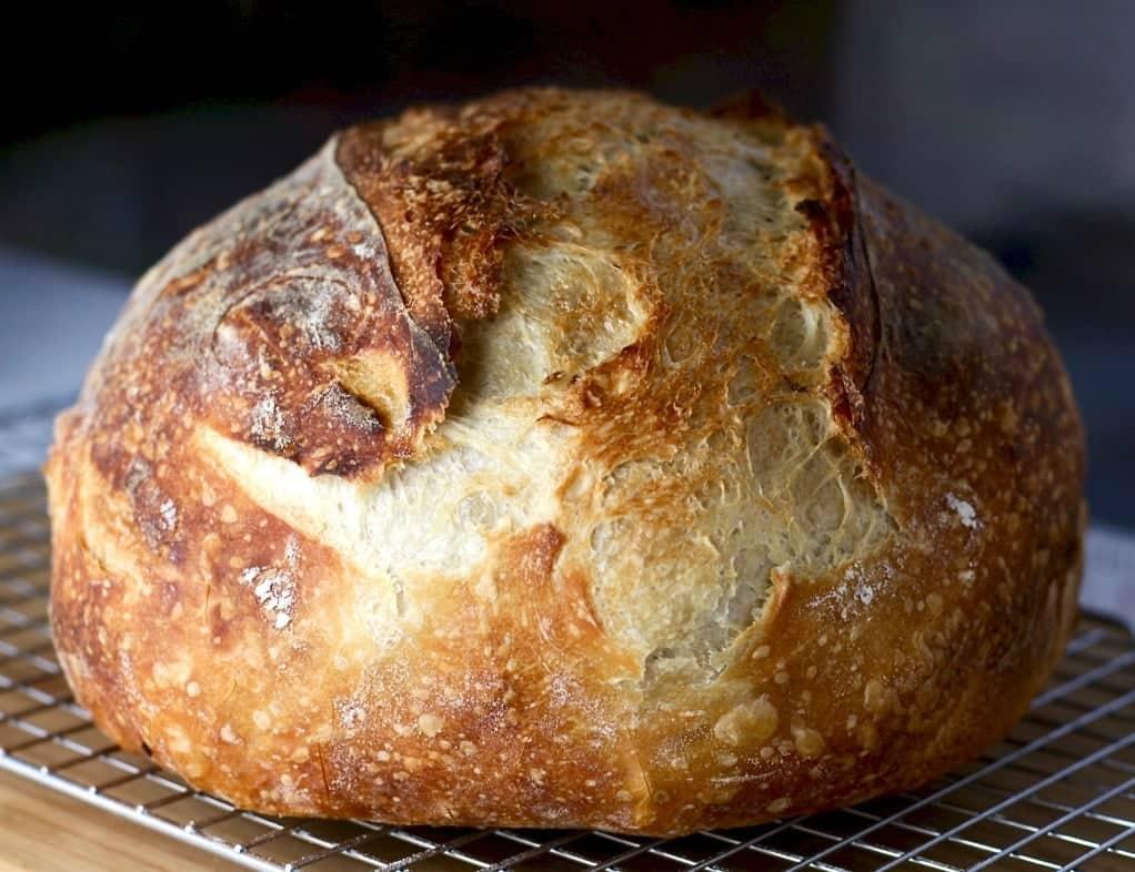 Beginner Artisan Sourdough Bread