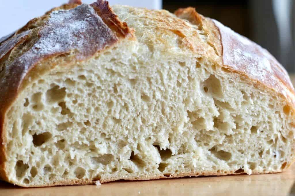 Beginner Artisan Sourdough Bread Recipe | Homemade Food Junkie