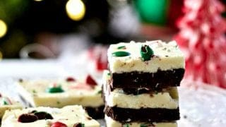 Holiday Bark Candy