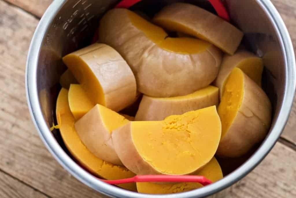 Instant Pot Butternut Pumpkin Soup