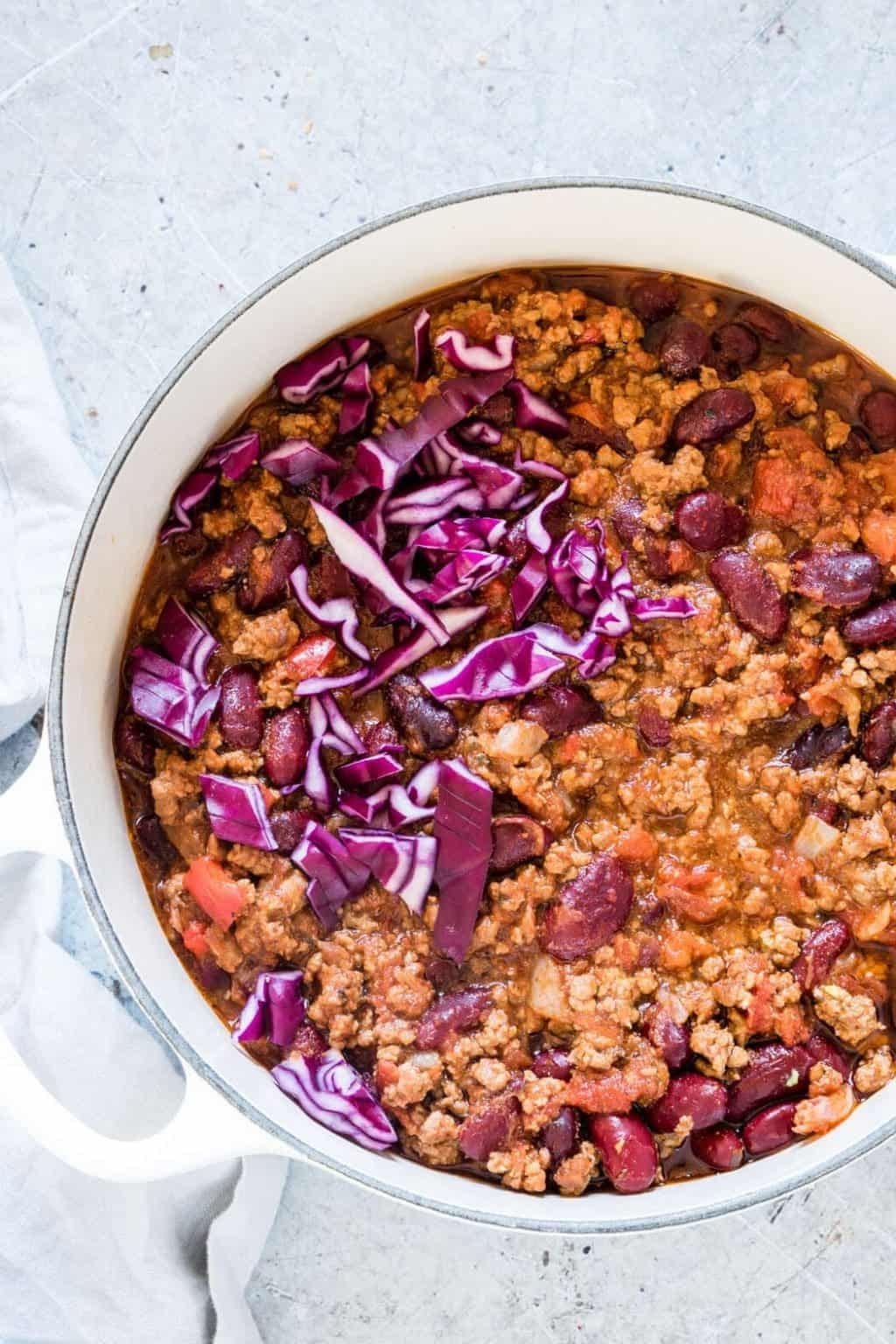 Instant Pot Chili by Recipes From A Pantry