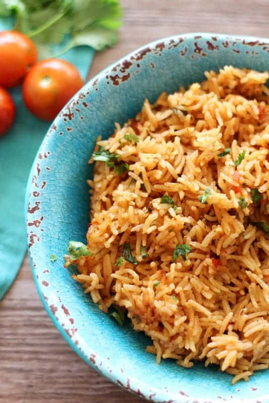 Instant Pot Mexican Rice by Recipes Worth Repeating