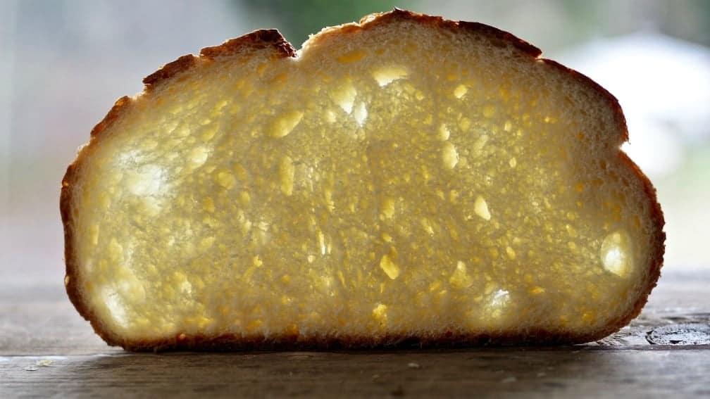 Milk and Honey Sourdough dough bread