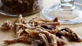 Turkey Jerky Dog Treats Recipe