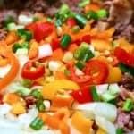 Making Moose Meat Skillet Dinner
