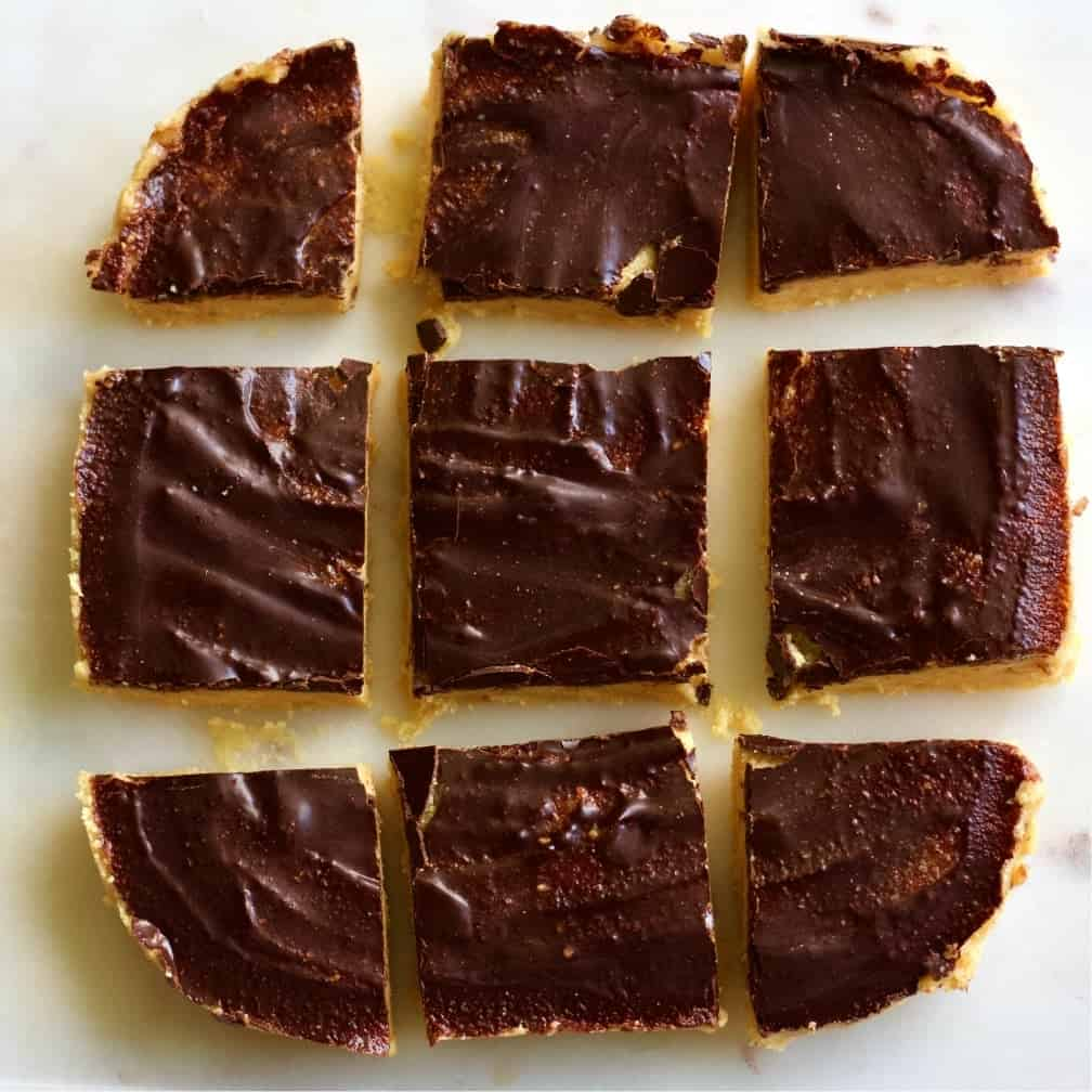 KETO Approved Peanut Butter Bars