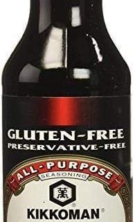 Kikkoman Gluten Free Tamari Soy Sauce, 10 Ounce