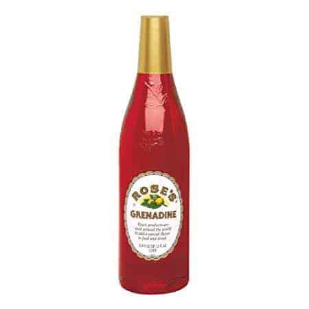 Rose's Grenadine, 1 Liter