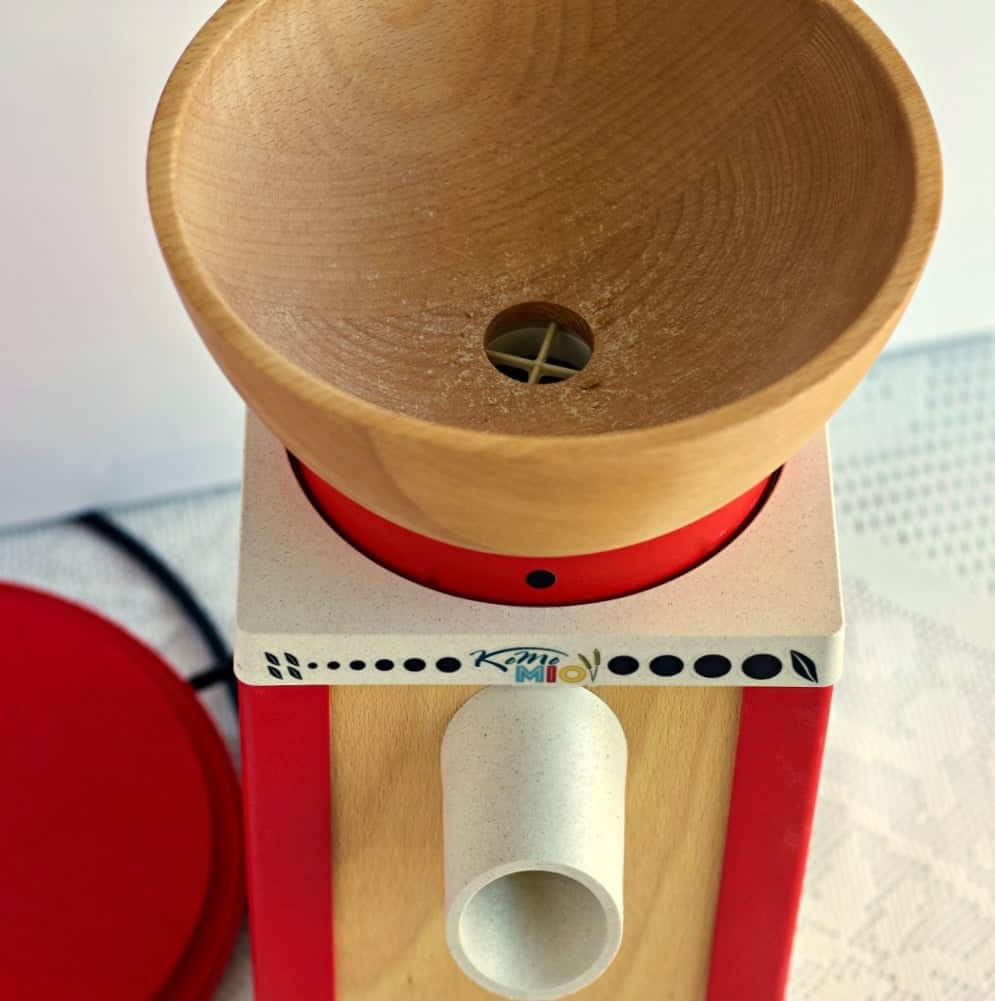 KoMo Mio Grain Mill Hopper