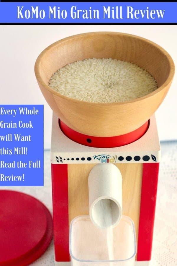Komo Mio Grain Mill Review