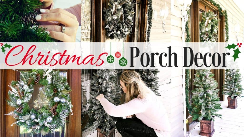 front door christmas decor ideas and tips
