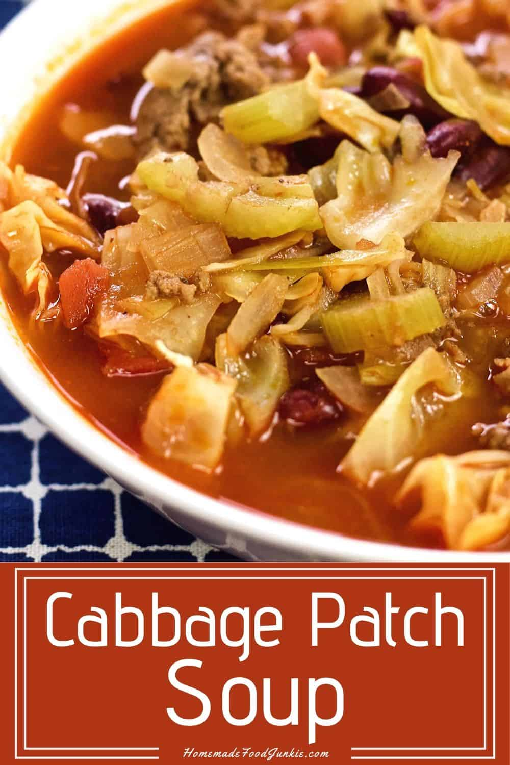 Cabbage Patch Soup-pin image