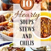 10 hearty soups stews and chilis-pin image