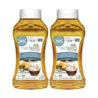 Nectevia Original - Stevia Infused Agave Nectar, 2 Pack