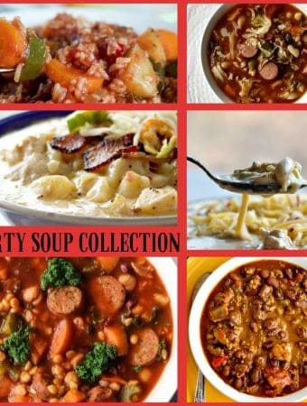 HEARTY SOUP COLLECTION