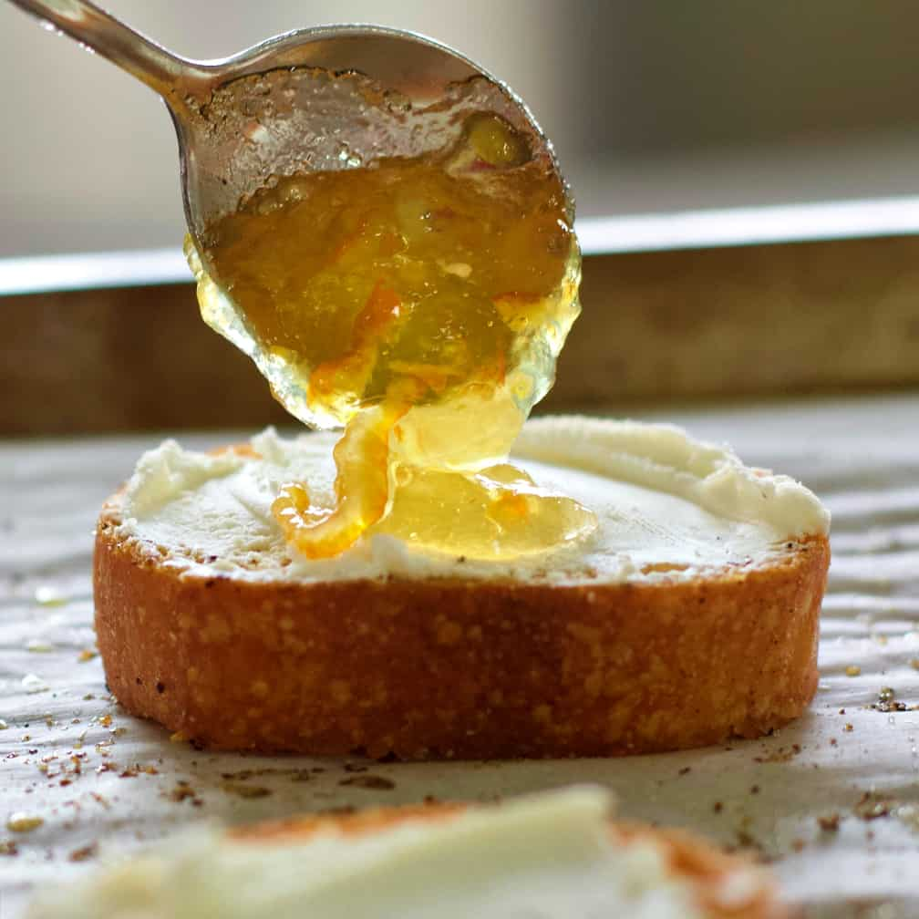 Spoon On The Marmalade
