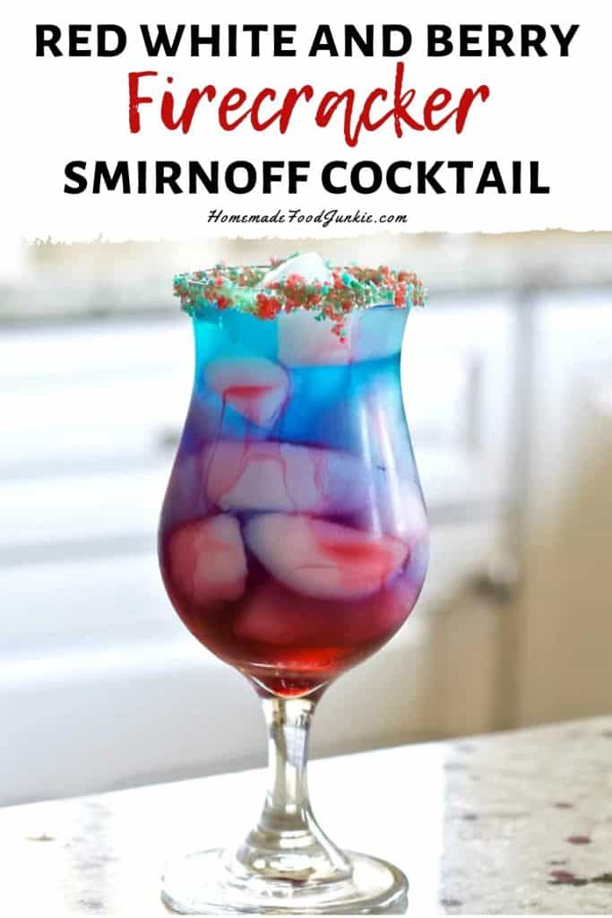 red white and berry smirnoff cocktail-pin image