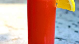 Bayou Rum Punch Cocktail Recipe