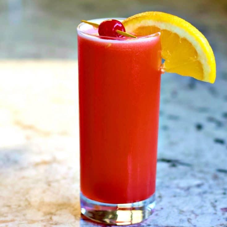 Bayou Rum Punch 1