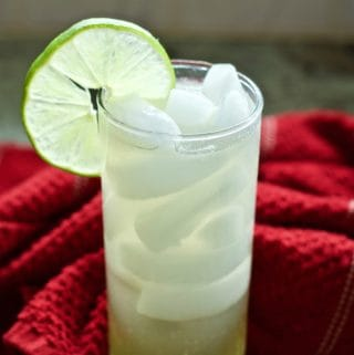 Mexican Mule Drink