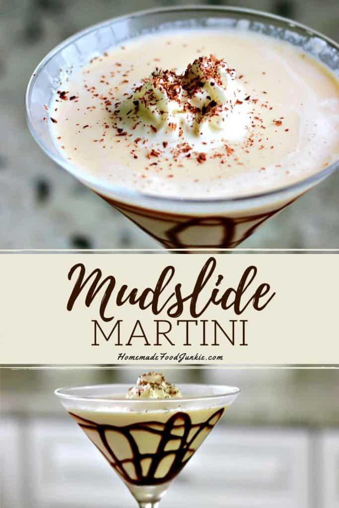 mudslide martini-pin image