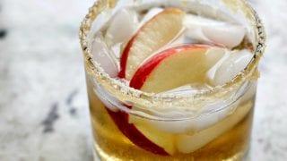 Crown Royal Apple Salted Caramel Whiskey Drink